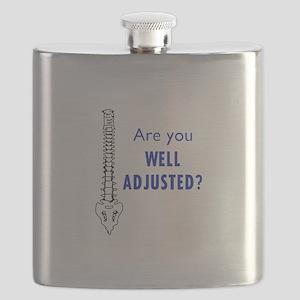 WELL ADJUSTED Flask