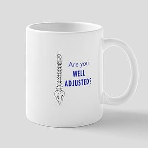 WELL ADJUSTED Mugs