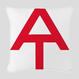 Appalachian Trail Woven Throw Pillow