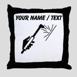 Welding (Custom) Throw Pillow