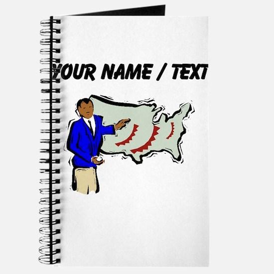 Weather Reporter (Custom) Journal