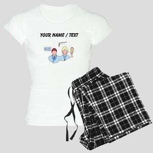 News Anchors (Custom) Pajamas