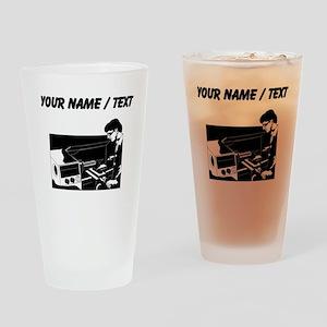Technician (Custom) Drinking Glass