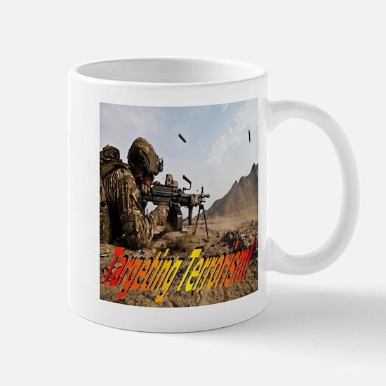 Targeting Terrorism! Mug
