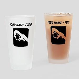 Plumbing (Custom) Drinking Glass