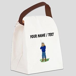 Pilot (Custom) Canvas Lunch Bag