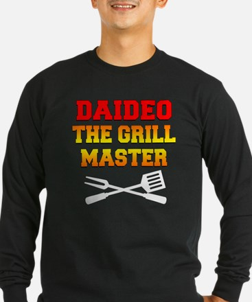 Daideo The Grill Master Long Sleeve T-Shirt
