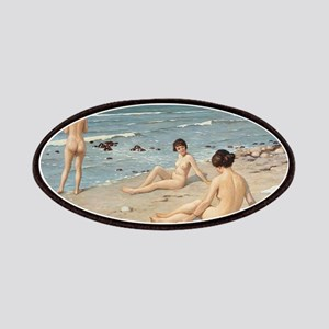 Classic nude art Patches