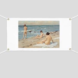Classic nude art Banner