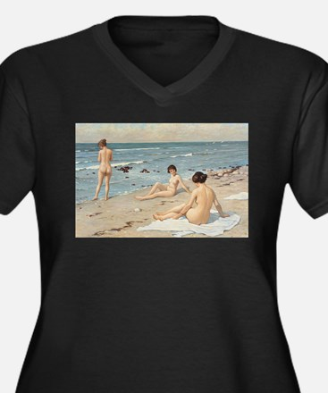 Classic nude art Plus Size T-Shirt