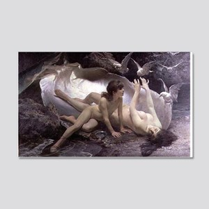 Classic nude art Wall Decal