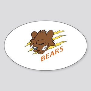 BEARS TEAM Sticker