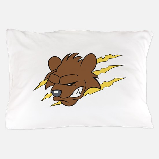 BEAR MASCOT Pillow Case