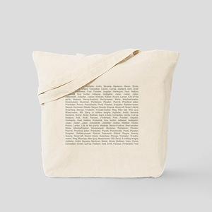 A Million Laughs Tote Bag