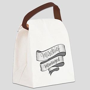 Mischief Managed Canvas Lunch Bag