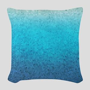 108872005 Sea Glass Woven Throw Pillow