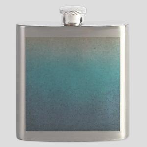 108872005 Sea Glass Flask