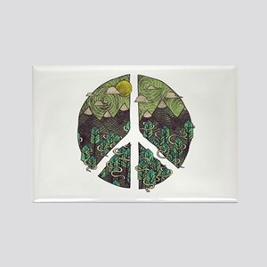 Mountain Peace Magnets