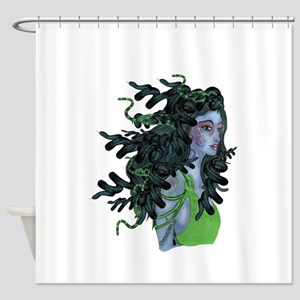THE ALLURE Shower Curtain
