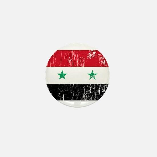 Vintage Syria Mini Button