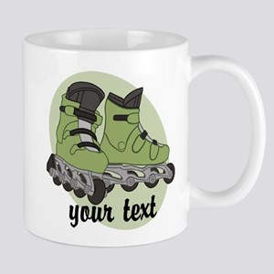 Personalized Rollerblade Mugs