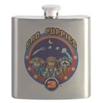 Sad Puppies 3 Flask