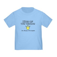 King of the throne T