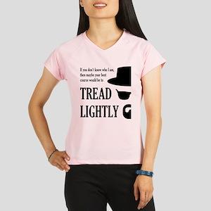 BREAKINGBAD TREAD LIGHTLY Performance Dry T-Shirt