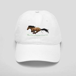 my other pony has a boss 302 Baseball Cap