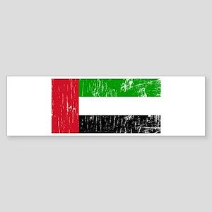 Vintage UAE Bumper Sticker
