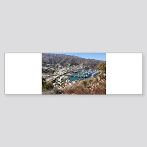 Catalina Island Avalon Bumper Sticker