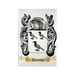 Janning Rectangle Magnet (100 pack)