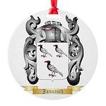 Jannasch Round Ornament