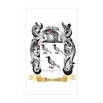 Jannasch Sticker (Rectangle)