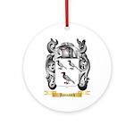 Jannasch Ornament (Round)