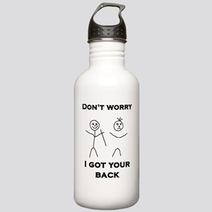 Don't Worry I Got Your Stainless Water Bottle 1.0L