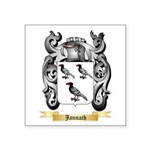 Jannach Square Sticker 3