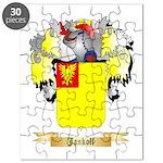 Jankoff Puzzle