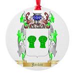 Jankin Round Ornament