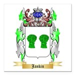 Jankin Square Car Magnet 3