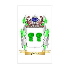 Jankin Sticker (Rectangle)