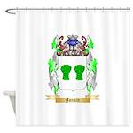Jankin Shower Curtain