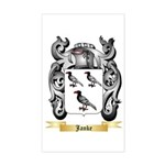 Janke Sticker (Rectangle)