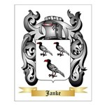 Janke Small Poster