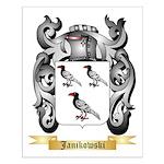 Janikowski Small Poster