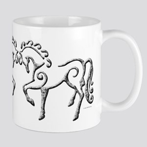 Celtic Horses Mug