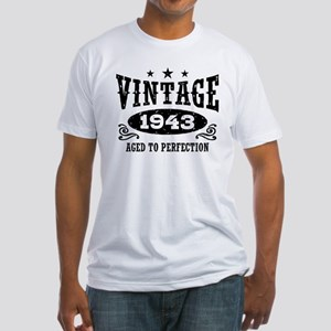 Vintage 1943 Fitted T-Shirt