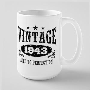 Vintage 1943 Large Mug