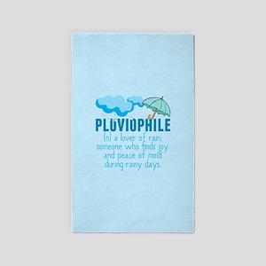 Pluviophile Area Rug