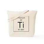 22. Titanium Tote Bag